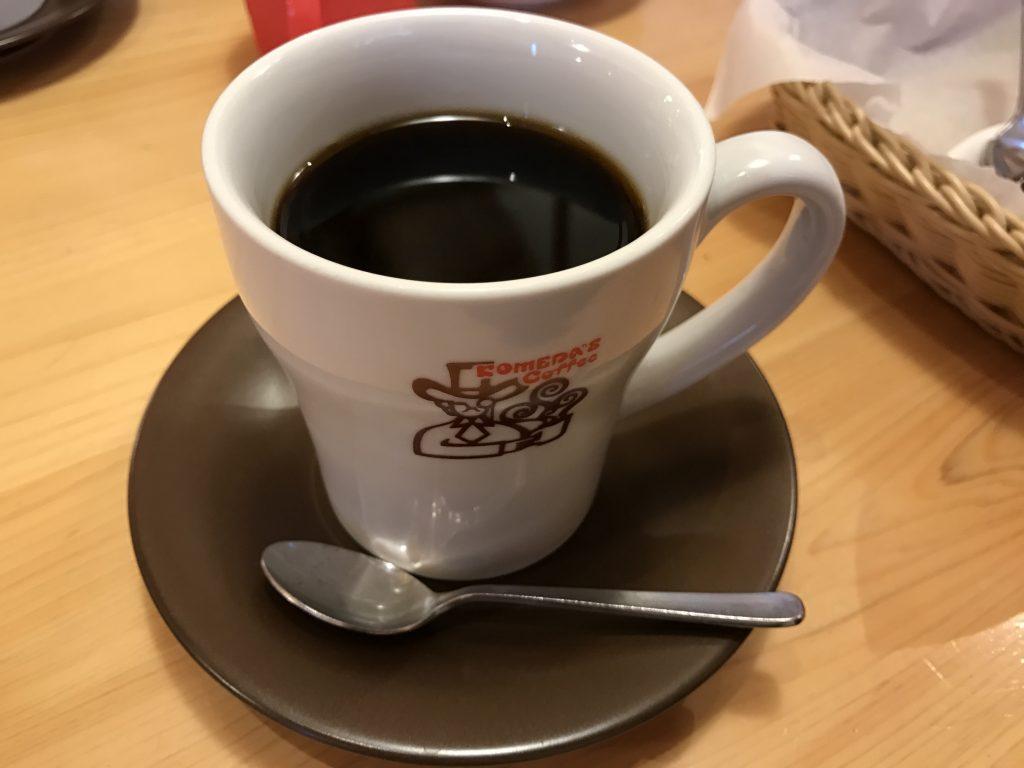 コメダ珈琲店 たっぷりアイスコーヒー 1