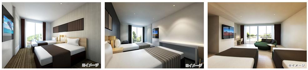 ハウステンボス 変なホテル 部屋