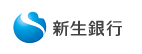 新生銀行 ロゴ