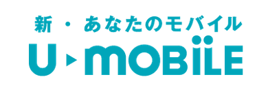 u-mobile ロゴ