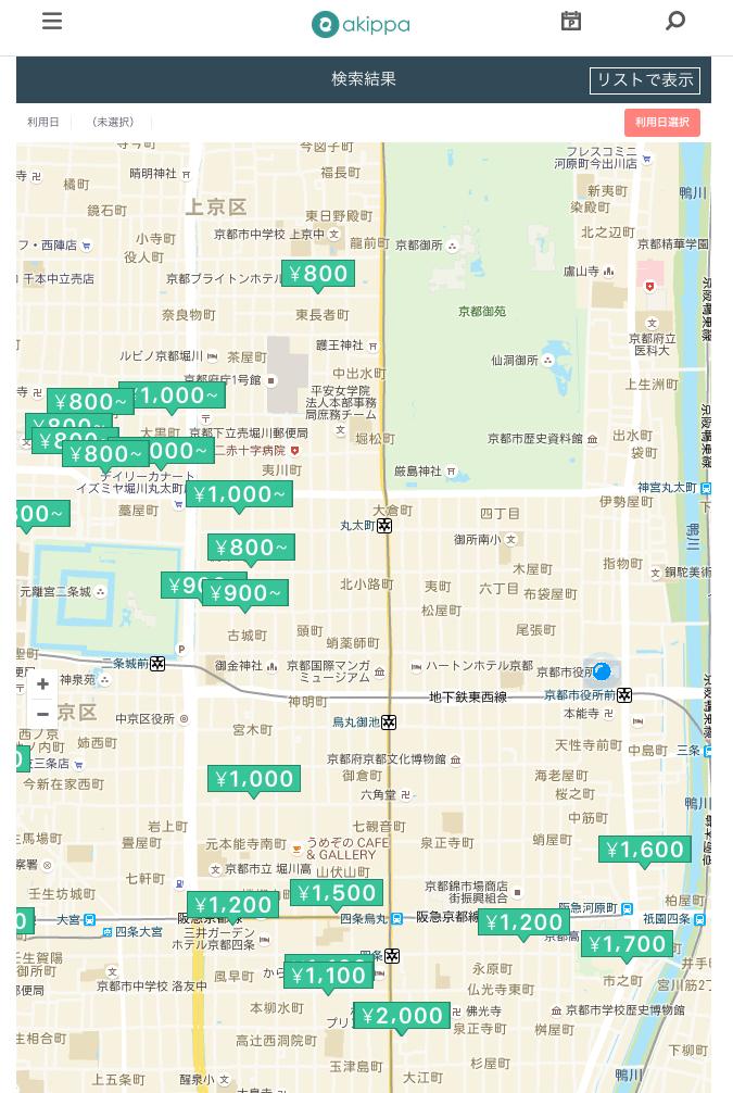 akippa 京都 1