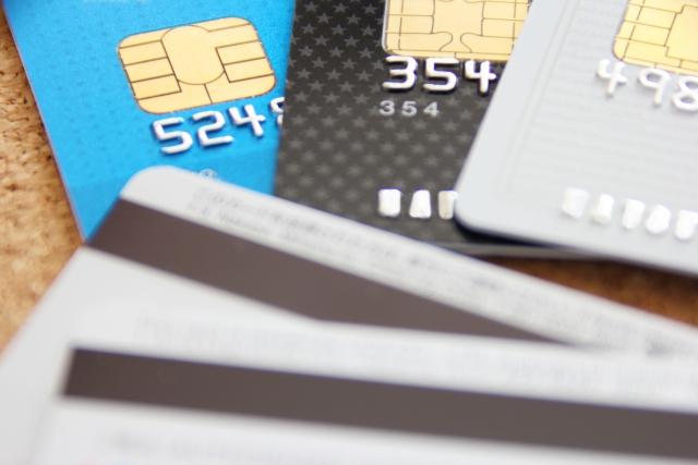 クレジットカード 1