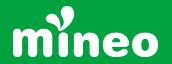 mineo ロゴ 1