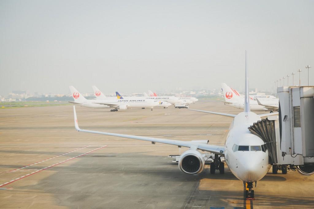 旅行保険 飛行機