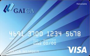 GAICA カード 1