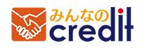 みんなのクレジット ロゴ 1