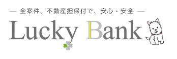 ラッキーバンク ロゴ 1