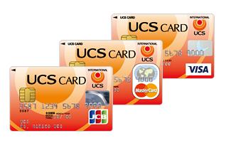 UCSカード ロゴ 1
