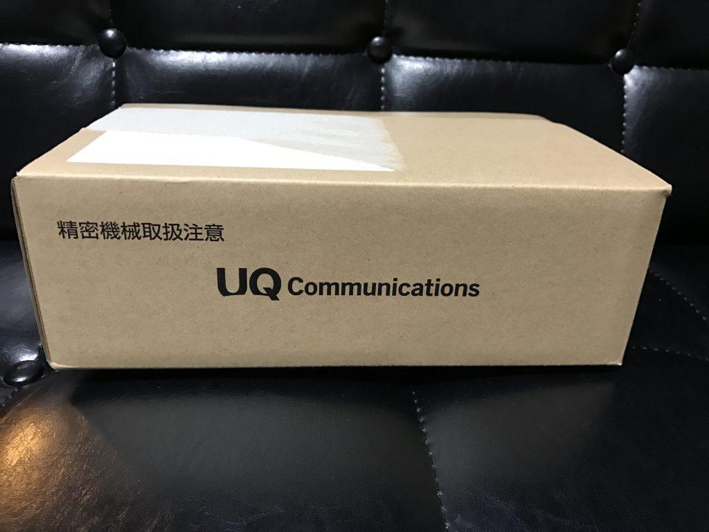 UQ モバイル 申し込み 11