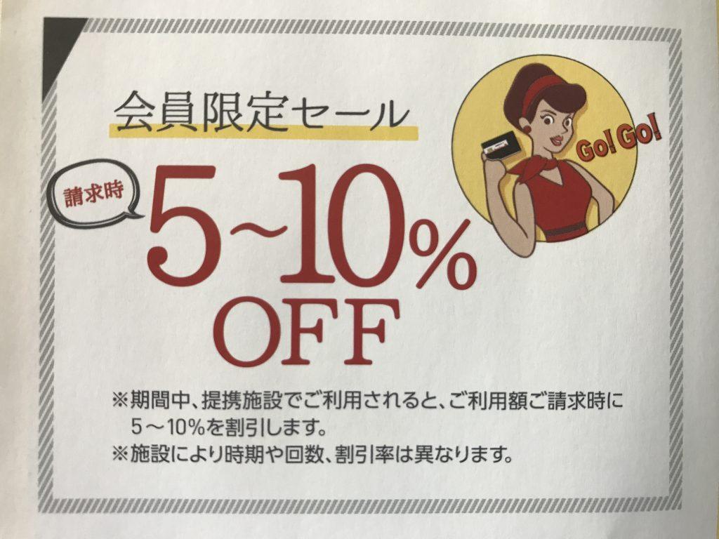 三菱地所グループカード 4.1