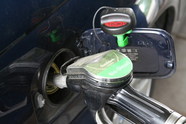 ガソリンスタンド 1