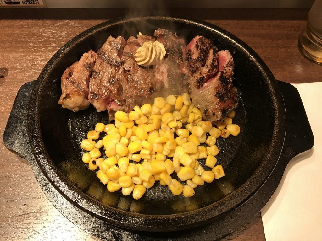 いきなりステーキ お肉