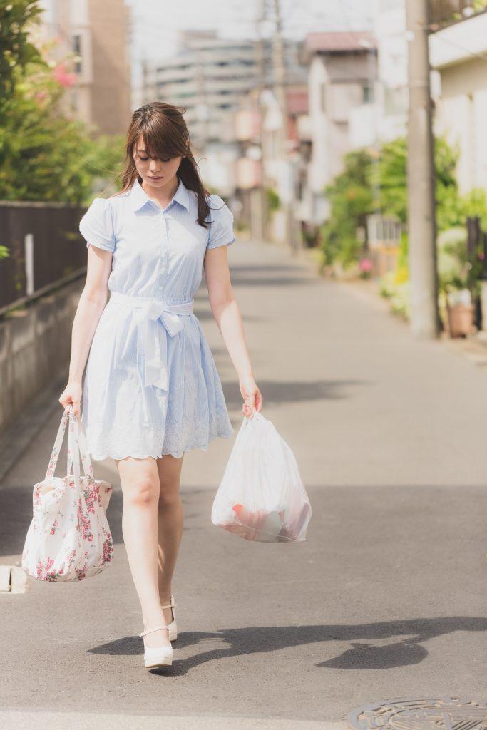 買い物袋 1