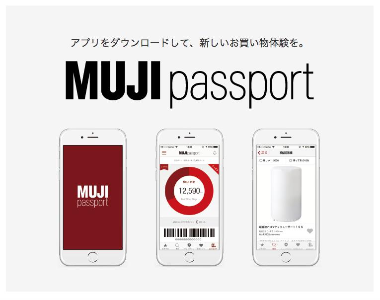 MUJI passport 2
