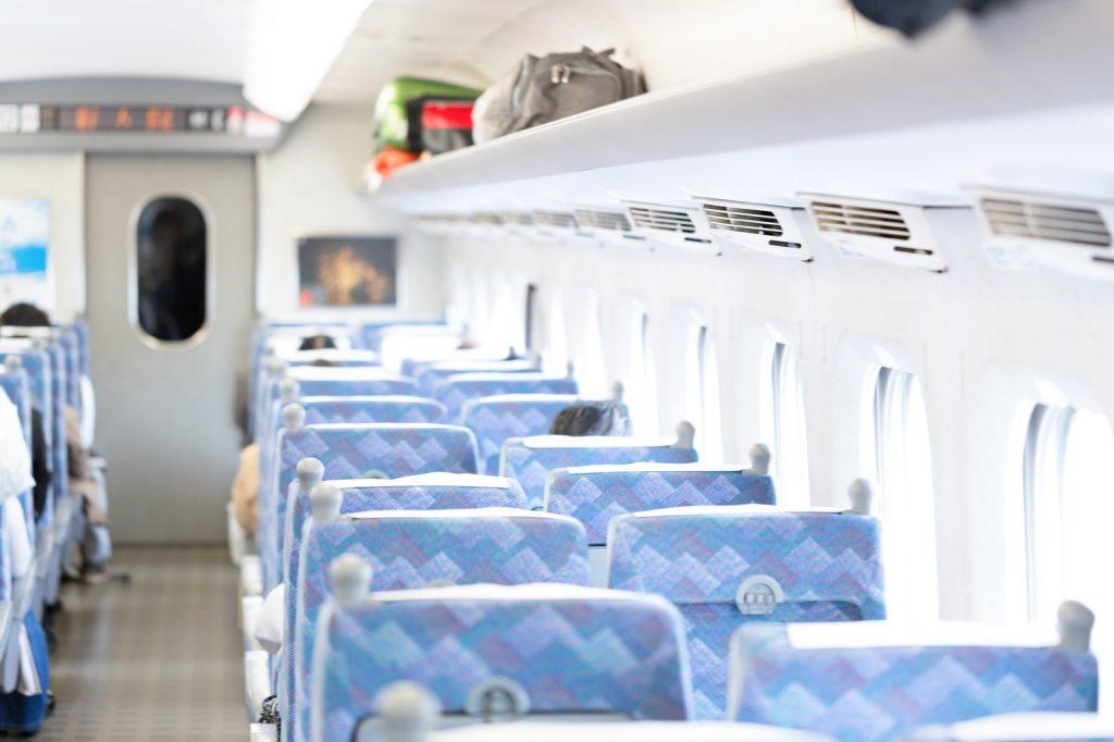 新幹線 座席 指定