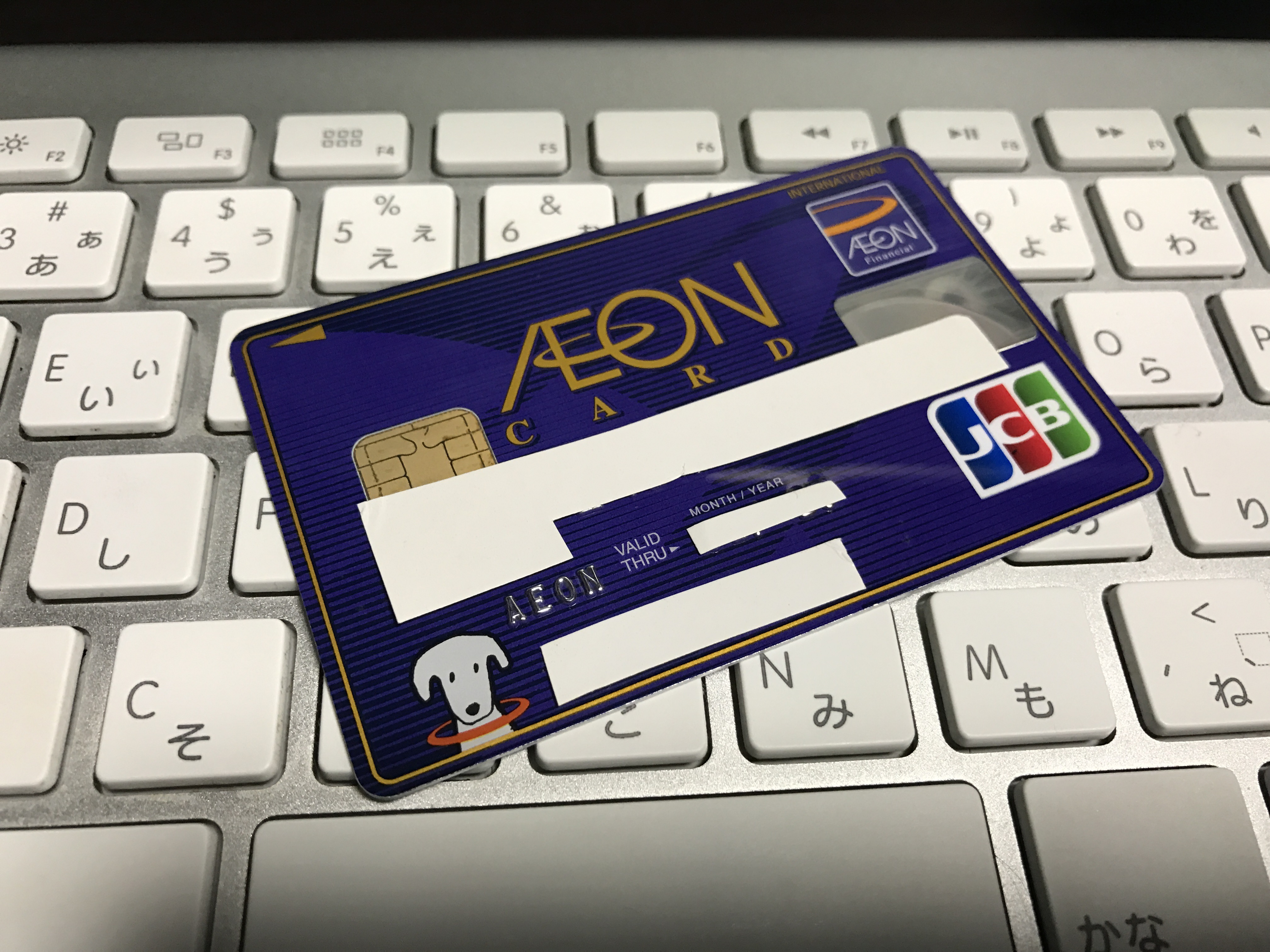 イオンカード 1.1.1