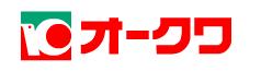 オークワ ロゴ 1