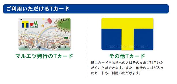 マルエツ Tカード 1